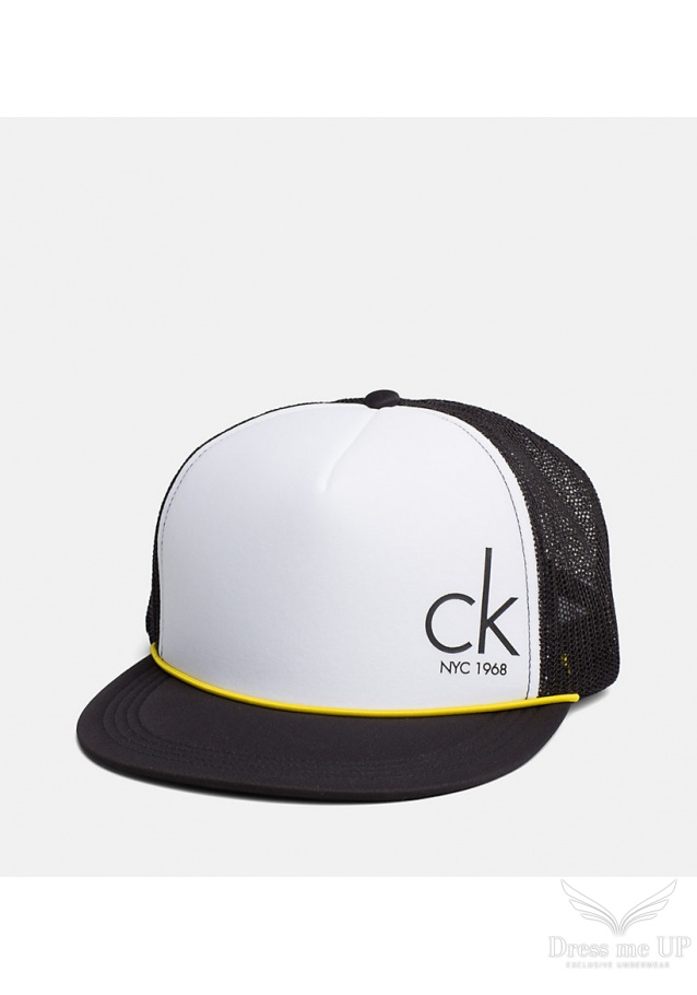CAP City Trucker Calvin Klein